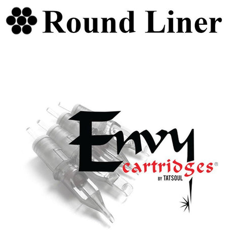 Envy Round Liner Cartridges