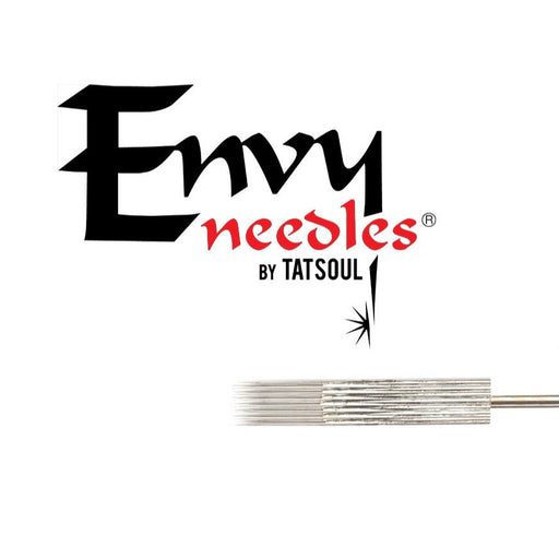 Envy Round Shader Needles - Bloody Wolf Tattoo Supply