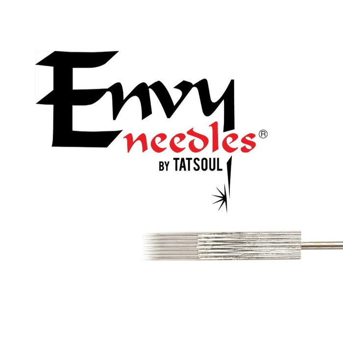 Envy Round Liner Needles - Bloody Wolf Tattoo Supply