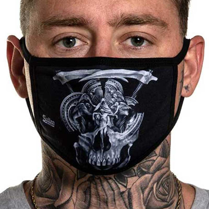 Face Mask - Farrar by Sullen - Bloody Wolf Tattoo Supply