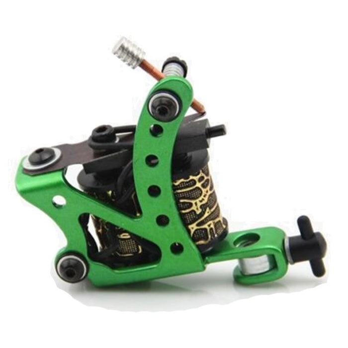 A-Style Coil Tattoo Machine - Bloody Wolf Tattoo Supply