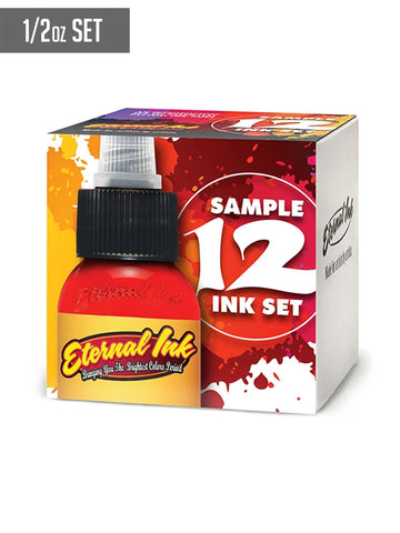 Sample Set 12ct Eternal Ink