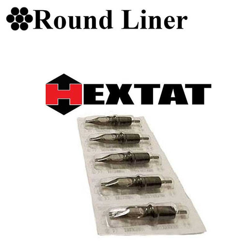 Hexis Round Liner Cartridges - Bloody Wolf Tattoo Supply