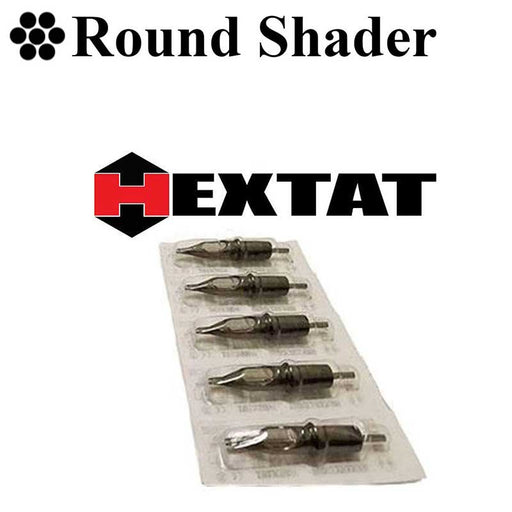 Hexis Round Shader Cartridges - Bloody Wolf Tattoo Supply