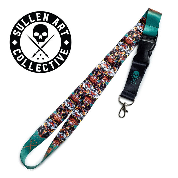 Sullen Lanyard - Hing Panther - Bloody Wolf Tattoo Supply