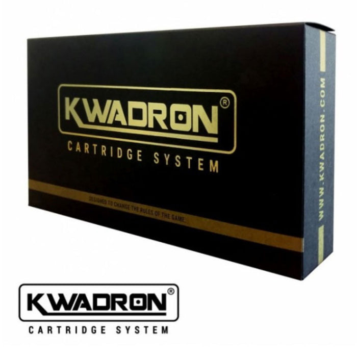 Kwadron Round Shader Cartridges - Bloody Wolf Tattoo Supply