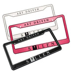 Sullen License Plate Frame