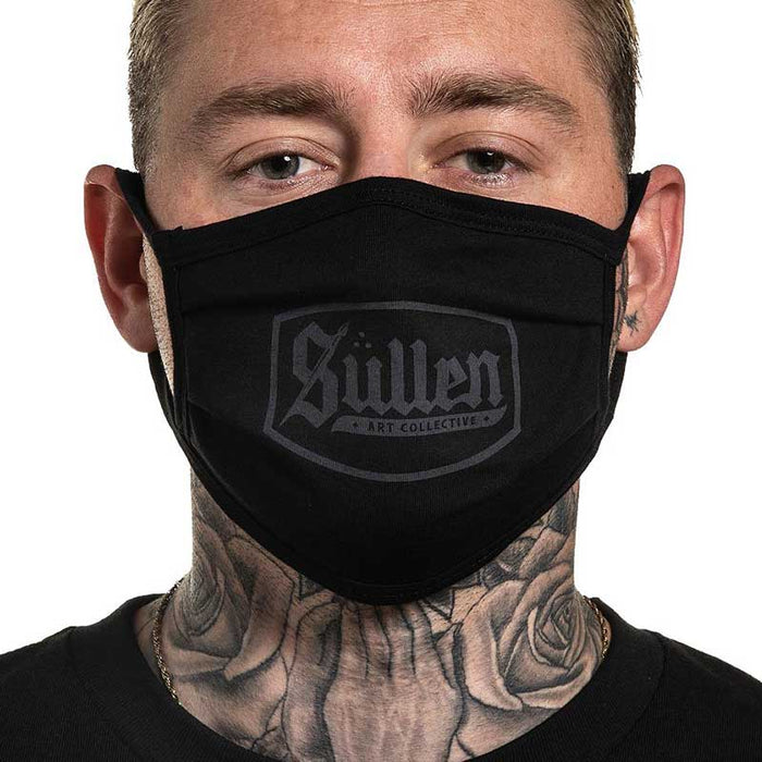 Face Mask - Lincoln by Sullen - Bloody Wolf Tattoo Supply