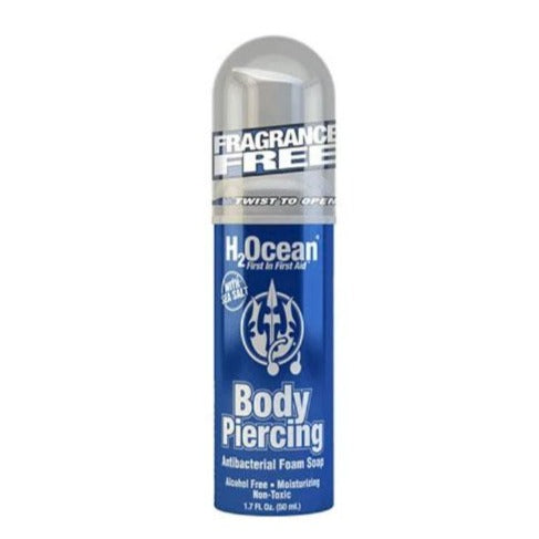 Body Piercing Foam by H2Ocean - Bloody Wolf Tattoo Supply