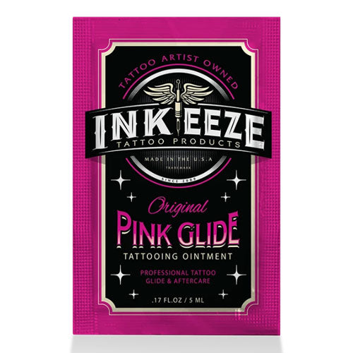 Pink Glide by Inkeeze - Bloody Wolf Tattoo Supply