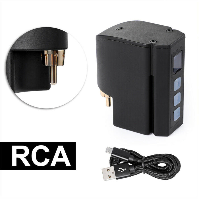 Battery Pack - RCA 2400mAh - Bloody Wolf Tattoo Supply