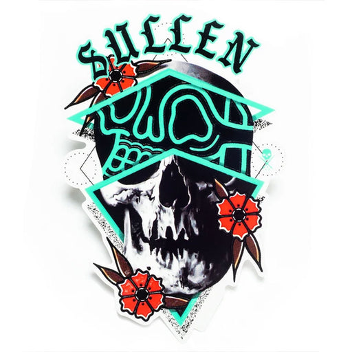 Sticker - Sullen Rigoni - Bloody Wolf Tattoo Supply
