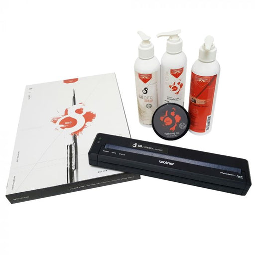 S8 Pocketjet USB Thermal Copier - Bloody Wolf Tattoo Supply