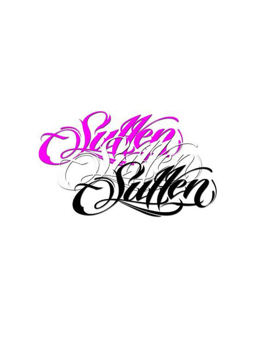 Sticker - Sullen Angels - Bloody Wolf Tattoo Supply