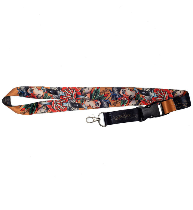 Sullen Lanyard - Cholita - Bloody Wolf Tattoo Supply