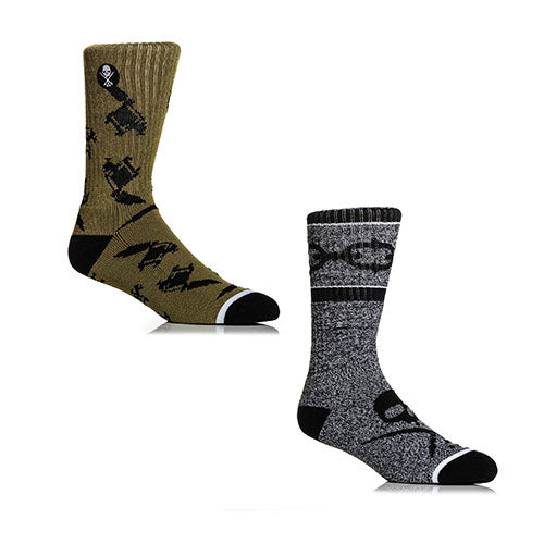 Sullen Socks - Linked Series - Bloody Wolf Tattoo Supply