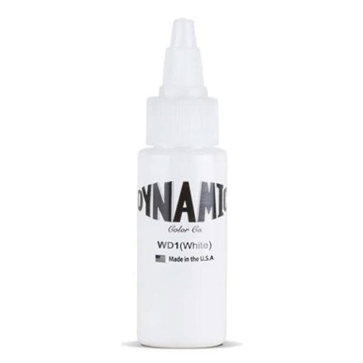 Dynamic White 1oz Ink - Bloody Wolf Tattoo Supply