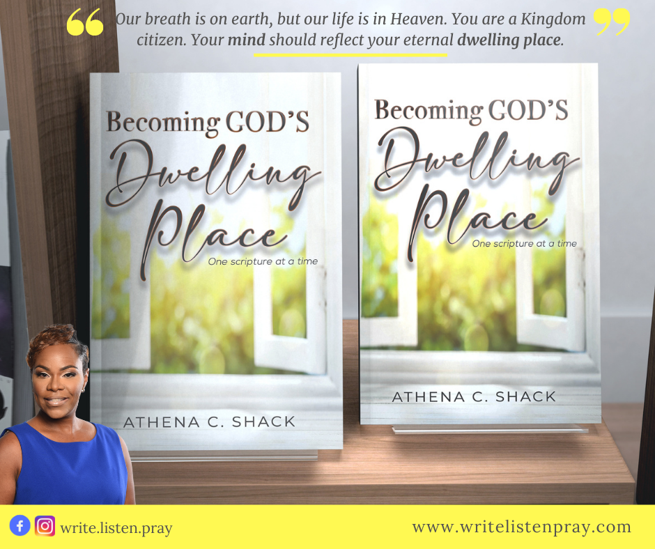 Becoming God's Dwelling Place, 30-Day Devotional