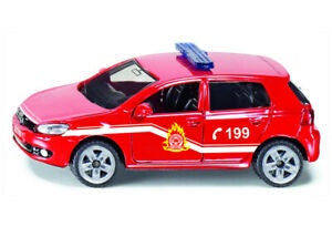 Firefighter Car