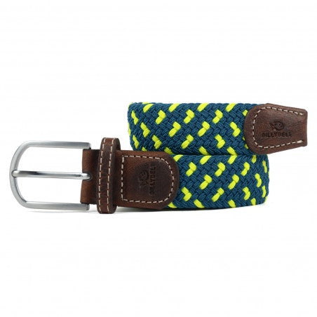 Men's Braid Belt: The Split