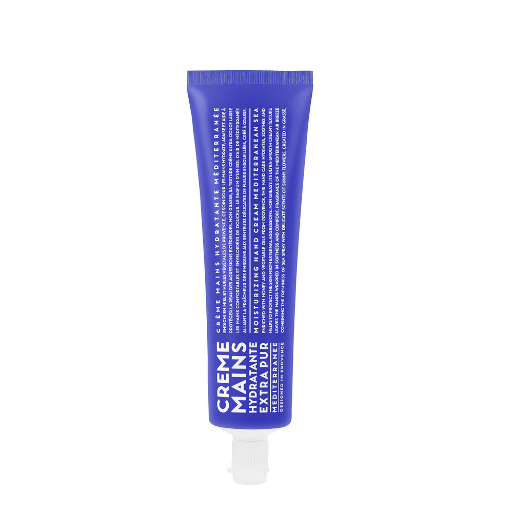 Hand Cream 100ml Tube : Mediterranean Sea