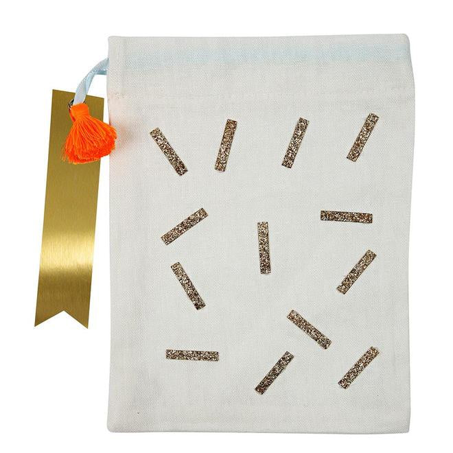 Individual Glitter Sprinkles Party Bag