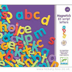 Wooden Magnetic Letter Game