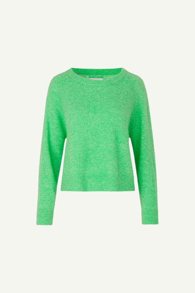Nor O-N Short Jumper, Irish Green