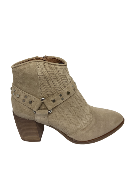 Alpe Studded Buckle Boot - Arena