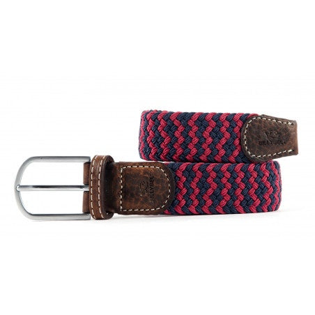 Men's Braid Belt: The Brussels