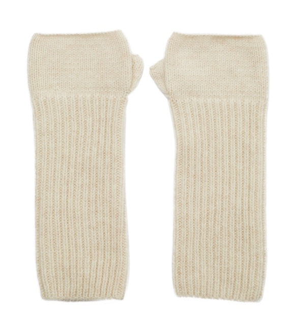 Wrist Warmer- Cashmere- Cream