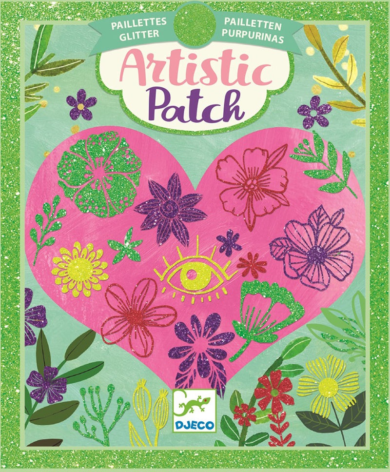 Artistic Patch-Petal