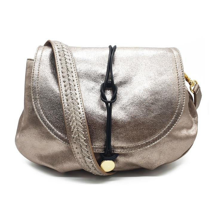 Belvedere Shoulder Bag-Gold