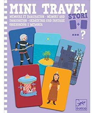 Travel Mini Memory Game-Stori