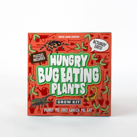 Bug Eating Plants
