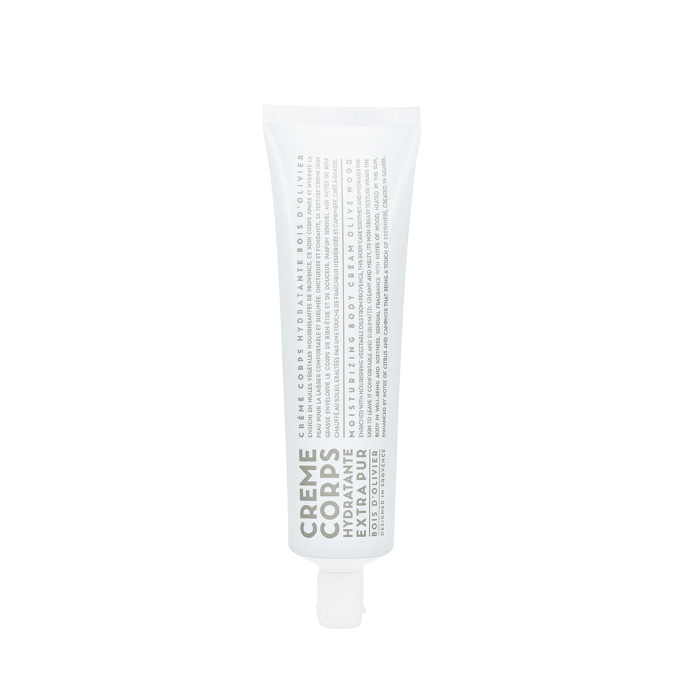 Body Cream 100ml Tube: Olive Wood