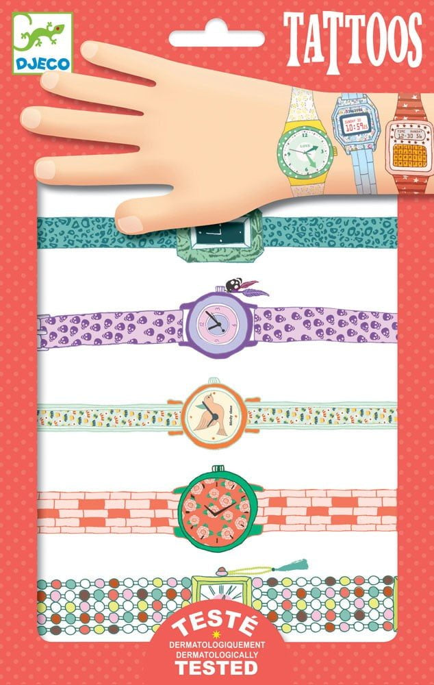 Kids Tattoos - Wendy's Watches