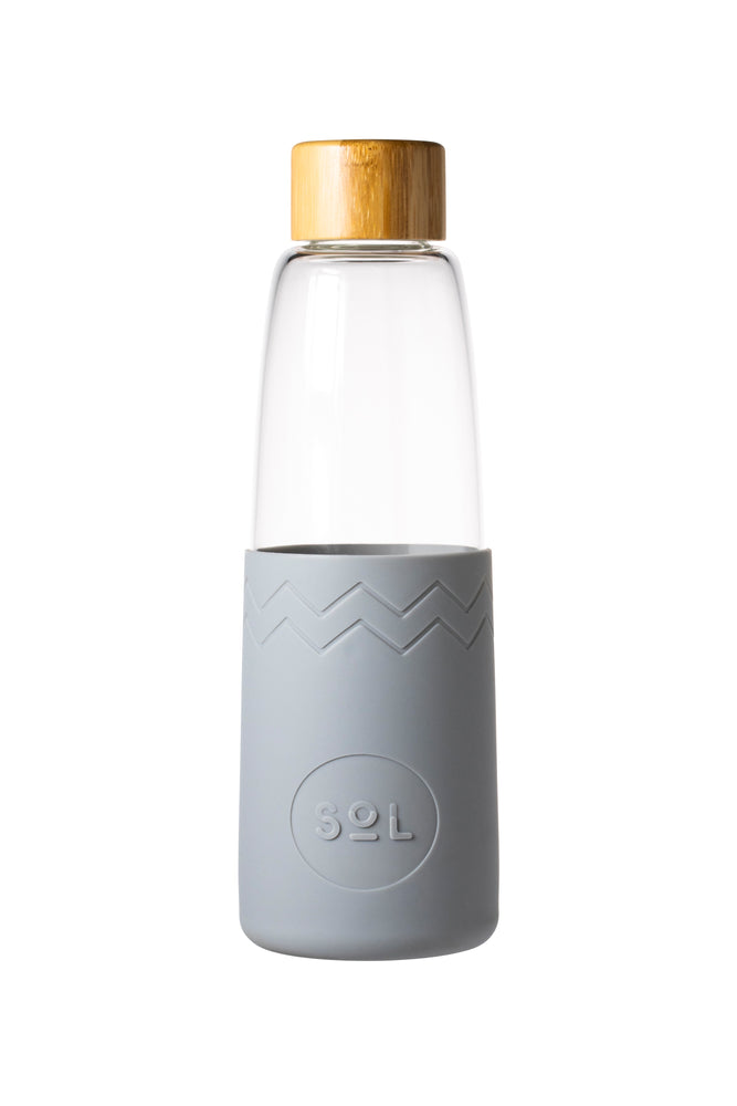 Water Bottle Cool Grey
