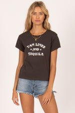 Tan Lines and Tequila Tshirt