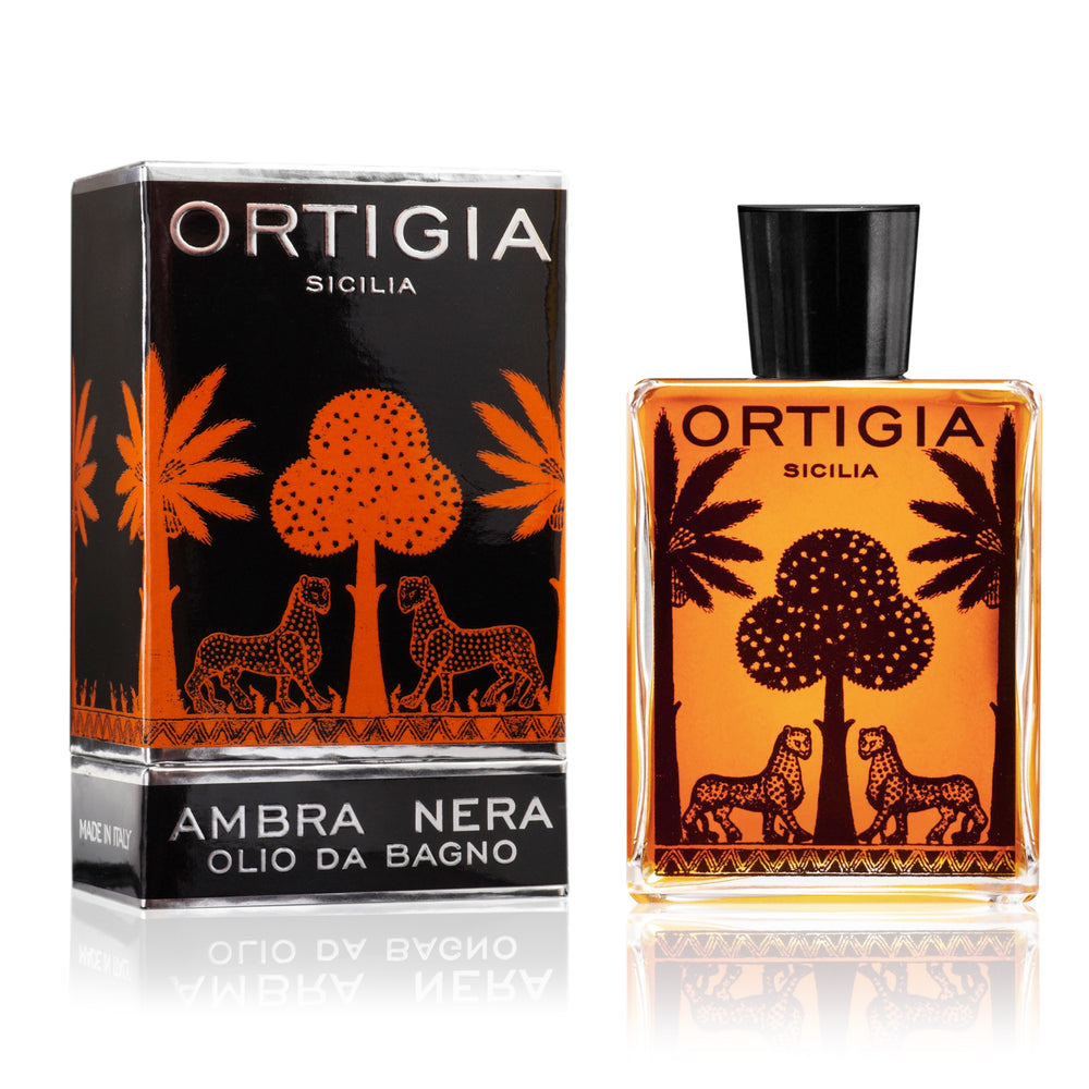 Bath Oil - Ambra Nera