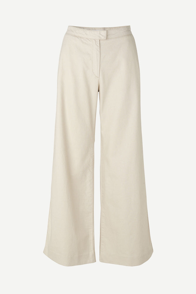 Collot Trousers-Warm White