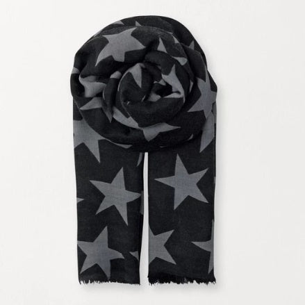 Supersize Nova Scarf - Black