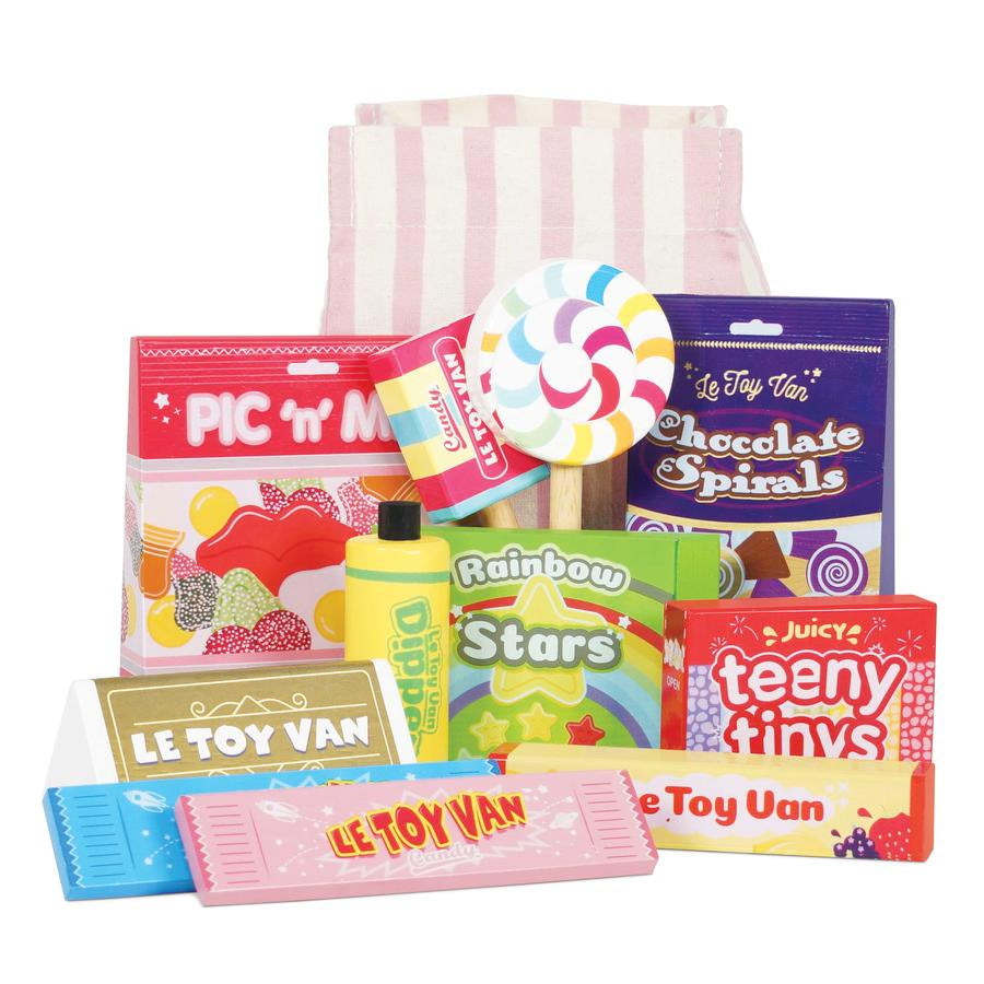 Sweet and Candy Set