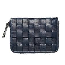 Braidy Purse: Navy