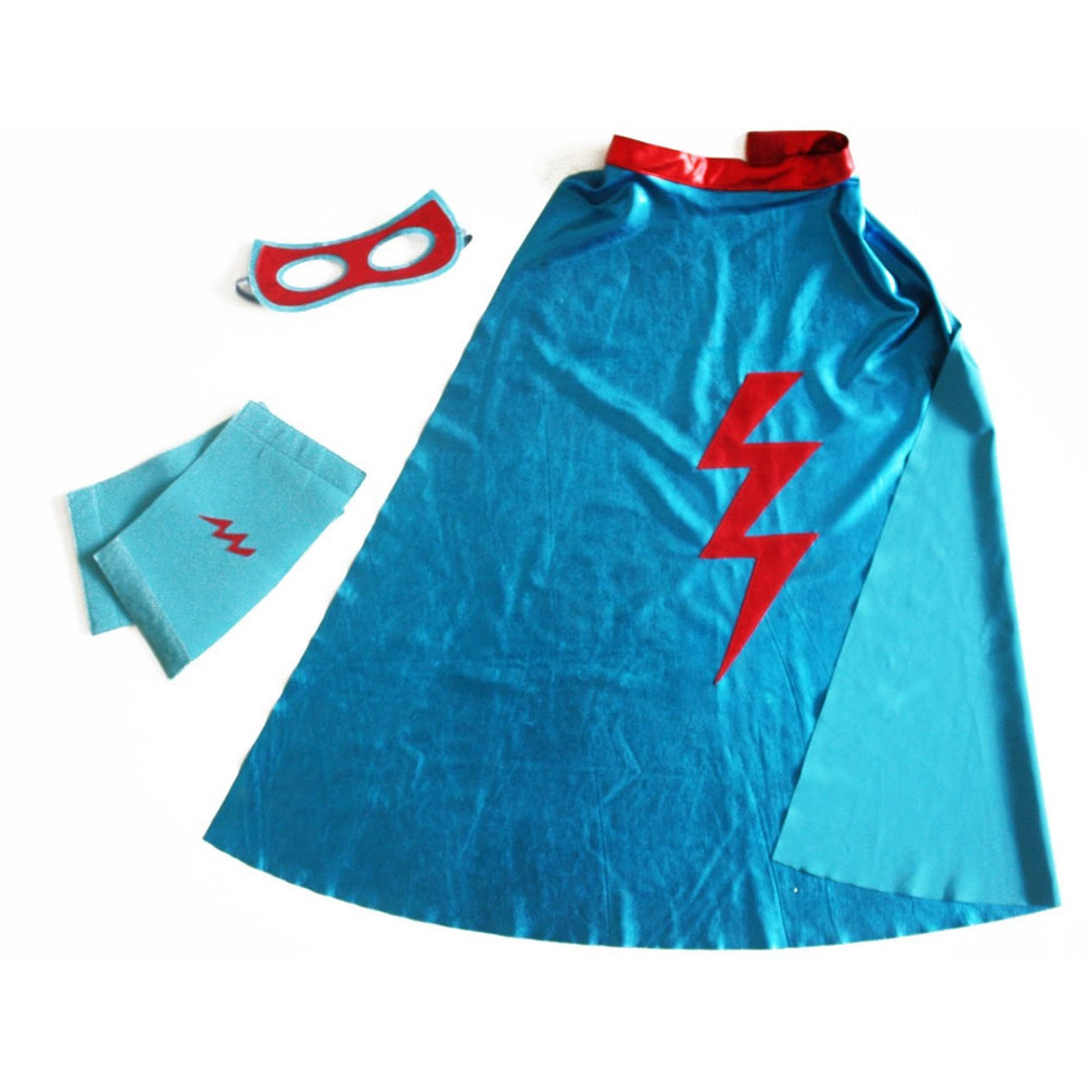 Superhero Costume : Blue