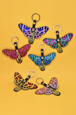 Butterfly Key Ring