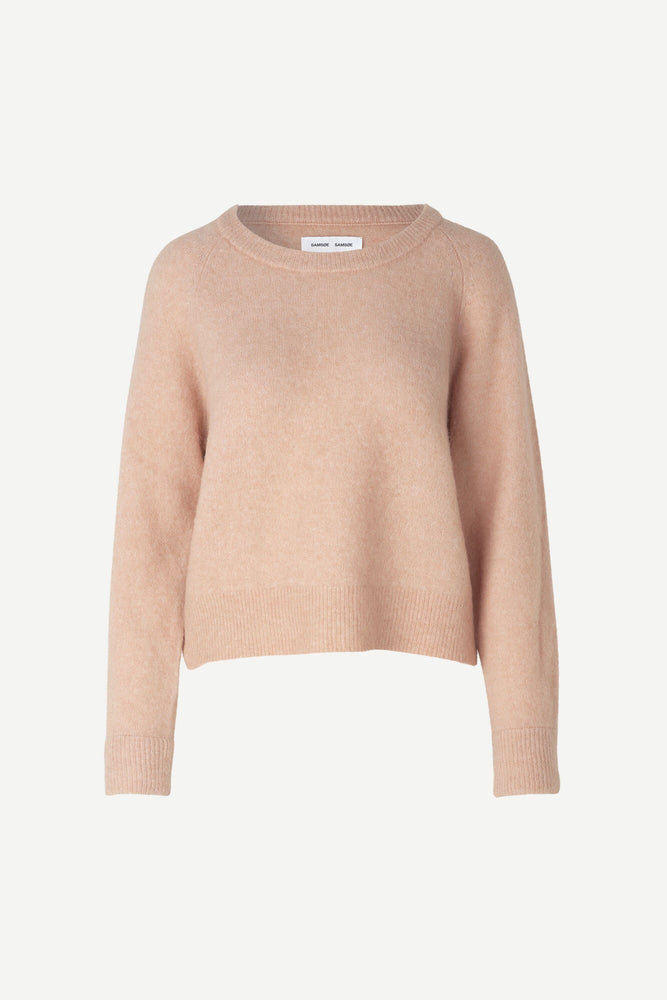Nor O-N Short Jumper, Cafe Creme