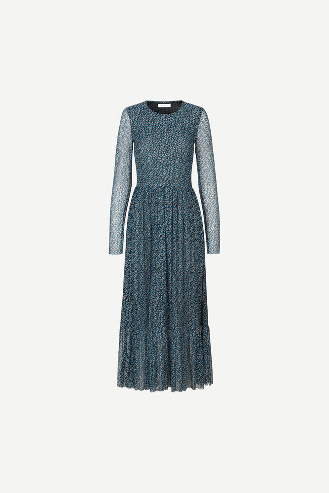 Lori Dress- Blue Twiggy