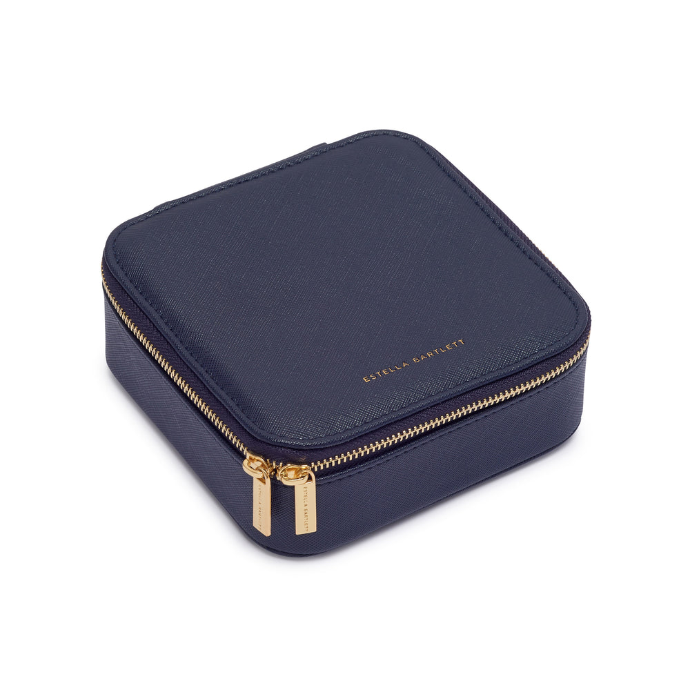 Jewelry Box Large Navy