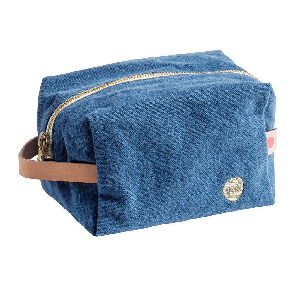 Pouch Cube Iona Blueberry
